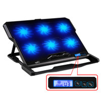 ICE COOREL Cooling Pad Laptop 6 Fan