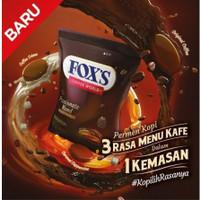Permen FOX COFFEE World @ 90 Gram