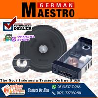 German Maestro 3 Way Active SV 4009 + SW 6509 by Cartens Audio