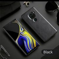 Xiaomi Note 9 XLEVEL Premium Leather Cases Cover Original