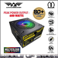 Power Supply Armaggedon voltron 300 fx