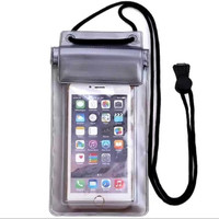 Waterproof case hp plastik anti air casing sarung pelindung bag cover