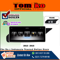 Head unit Android Tomiko OEM for Mercedez W211/W212 by Cartens Audio