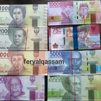 duit duitan mainan asli untuk mahar / uang mainan
