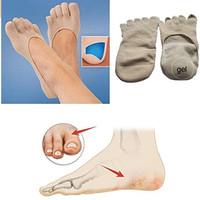 PANACHE Therapeutic Medical Gel Toe Sock Kaos Kaki Terapi Kesehatan