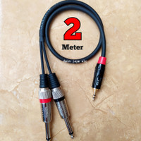 kabel audio 3,5 stereo to jack akai