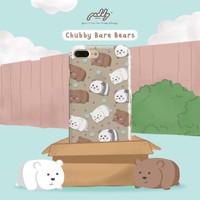 Chubby Bare Bears (Tersedia Untuk Semua Tipe HP)