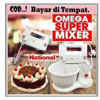 MIXER MX1506 / MIXER VIVA NATIONAL MX 1506 SB mixer kue / roti