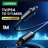 Ugreen Optical Audio Cable - Ugreen Kabel Audio SPDIF Coaxial Toslink