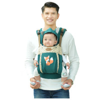 Dialogue Baby Gendongan Ransel Ergo 3in1 Baby Foxie Series DGG4151