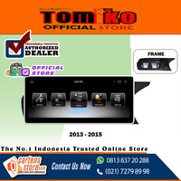 Head unit Android Tomiko OEM for Mercedez W204 by Cartens Audio