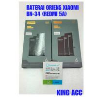 BATERAI BATRE BATTERY XIAOMI REDMI 5A BN34 ORIENS88