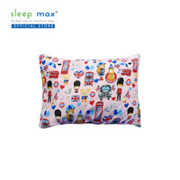 Sleep Max Pillow Cover Junior/Sarung Bantal Balita 35x50 Cm - London