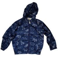 Jacket Windbreaker boy Animal Navy - MOEJOE