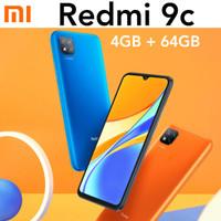 Xiaomi Redmi 9c 4/64 TAM Garansi Resmi RAM 4GB 64GB