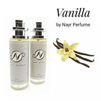 Parfum Wanita Parfum Vanilla Aroma Manis Awet dan Tahan Lama
