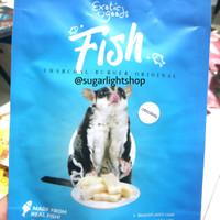 Fish Snack Makanan Ringan Hewan Peliharaan Sugar Glider Tupai Hamster