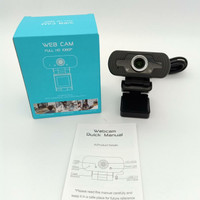 Webcam Mejec Full HD 1080P 30FPS With MIC