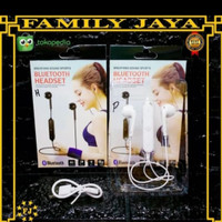 HF/HEADSET BLUETOCH SPORT PACKING IMPORT