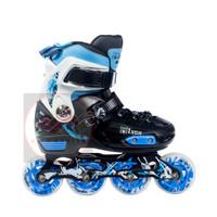 Sepatu Roda LYNX BM135 Recreational Inline Skate - Biru, S