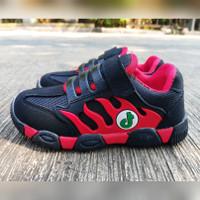 Sepatu Anak Import 928 black