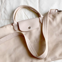 Longchamp Original Large Sling Bag (Khaki)