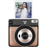 Fujifilm Instax Square Sq6 Instant Film Camera - Blush Gold
