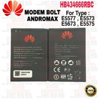 Baterai Battery Original Modem Bolt Slim 2 E5577 E5573 HB434666RBC
