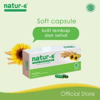 NATUR-E DAILY NOURISHING Natural Vitamin E 100 IU (32 kapsul)