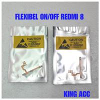 FLEXIBEL FLEXIBLE FLEKSIBEL XIAOMI REDMI 8 8A ON OF OFF VOL VOLUME