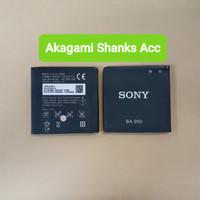 Batre / Batrai / Battery / Baterai Sony Xperia ZR / BA950 / C502