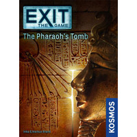 Exit: The Game – The Pharaoh's Tomb Board Game ( Preloved )