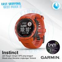 GARMIN Instinct GPS Running Smartwatch - Garansi Resmi TAM