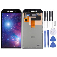 LCD Screen and Digitizer Full Assembly for Caterpillar CAT S41(Black)