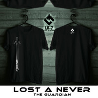 Kaos Distro The Guardian, Lost a Never Lo-7 male/ female - M