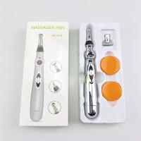 Akupuntur pen terapi massager pen Electronic Acupuncture Pen Electric