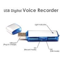 Perekam Suara Flashdisk 8GB Audio Voice Recorder Flashdrive CC-08