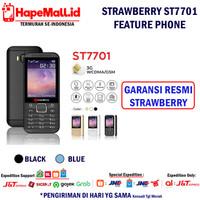 STRAWBERRY ST7701 FEATURE PHONE GARANSI RESMI STRAWBERRY INDONESIA