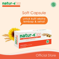NATUR-E DAILY NOURISHING Natural Vitamin E 300 IU (32 kapsul)