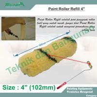 "Refill Bulu Kuas Roll 4"""