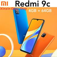 Xiaomi Redmi 9C 4/64gb Garansi Resmi XIAOMI segel no repack