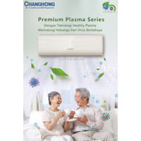 AC CHANGHONG 1 PK PREMIUM PLASMA CSC-09CSD