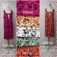 Daster ucansee cap batik premium(adem.tebal)jumbo size fitto 2L3L.4L5L