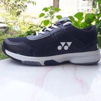 sepatu yonex badminton harga terjangkau kualitas di jamin oke - Abu-abu, 39