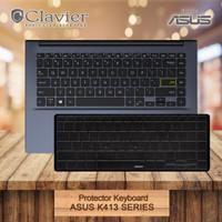 Keyboard Protector Cover Asus M413DA-EK301T EK302T EK303T Tpu Cooskin
