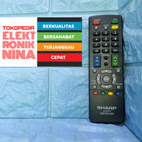 REMOTE TV SHARP AQUOS ORIGINAL GRADE