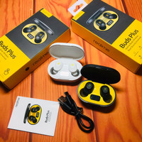 Earphone / headset Super Bass Bluetooth TWS Realme Buds Plus