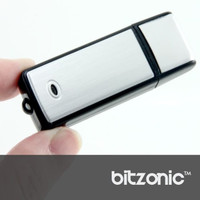 Alat perekam suara USB Flash Disk Drive 8GB Digital Voice Recorder