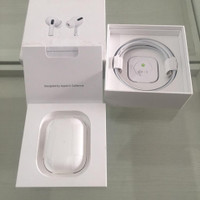 Apple Airpods Pro MWP22 Air Pods Pro Wireless Charging Case Original