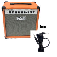 ampli gitar device 8 inch free kabel